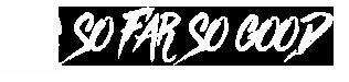 So Far So Good Music Logo